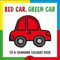Red Car Green Car (Hardback)
