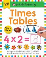 Times Tables: Wipe Clean Workbooks - Wipe Clean Workbooks (Paperback)