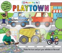 Playtown Puzzle Playset (Hardback)
