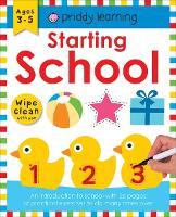 Starting School: Wipe Clean Workbooks - Wipe Clean Workbooks (Paperback)