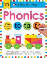 Phonics: Wipe Clean Workbooks - Wipe Clean Workbooks (Paperback)