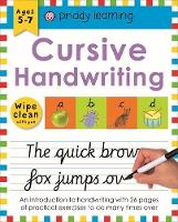 Cursive Handwriting: Wipe Clean Workbooks - Wipe Clean Workbooks (Paperback)