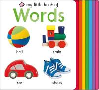My Little Book of Words - My Little Books (Hardback)
