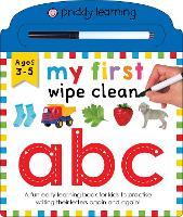 My First Wipe Clean ABC - My First Wipe Clean (Hardback)