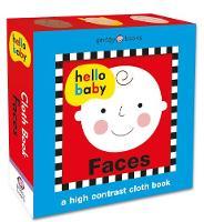 Hello Baby Faces Cloth Book (Rag book)