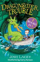 Dragonsitter Trouble: 2 books in 1 - The Dragonsitter series (Paperback)