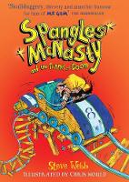 Spangles McNasty and the Tunnel of Doom - Spangles McNasty (Paperback)