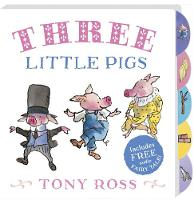 Three Little Pigs: My Favourite Fairy Tales Board Book - My Favourite Fairy Tale Board Book (Board book)