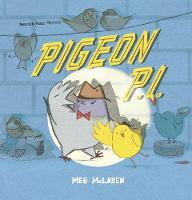 Pigeon P.I. (Paperback)
