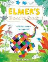 Elmer's Doodle Book (Paperback)