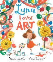 Luna Loves Art - Luna Loves... (Paperback)