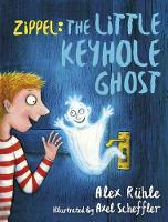 Zippel: The Little Keyhole Ghost (Hardback)