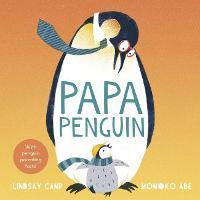 Papa Penguin (Hardback)