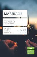 Marriage: God's Design for Intimacy - LifeBuilder Bible Studies 3 (Paperback)
