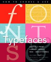 Fonts and Typefaces Made Easy: How to choose and use - Made Easy (Art) (Paperback)