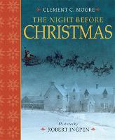 The Night Before Christmas - Templar Classics: Ingpen (Hardback)