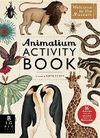 Animalium Activity Book - Welcome To The Museum (Paperback)