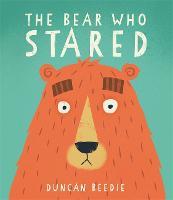 The Bear Who Stared (Hardback)