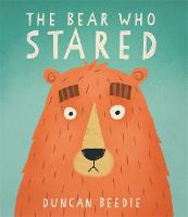 The Bear Who Stared (Paperback)