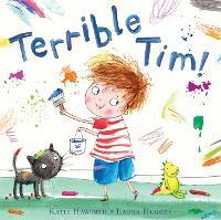 Terrible Tim (Hardback)