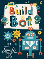 Build a Bot: Made by Me! - Activity (Children's) (Paperback)