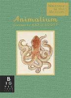 Animalium (Mini Gift Edition) - Welcome To The Museum (Hardback)