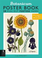 Botanicum Poster Book - Welcome To The Museum (Paperback)