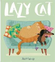Lazy Cat (Hardback)