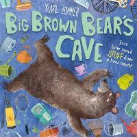 Big Brown Bear's Cave (Hardback)