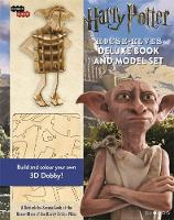 IncrediBuilds: House-Elves: Deluxe Book and Model Set - Harry Potter (Hardback)