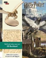 IncrediBuilds: Buckbeak: Deluxe model and book set - Harry Potter (Hardback)