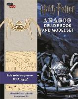 IncrediBuilds: Aragog: Deluxe model and book set - Harry Potter (Hardback)