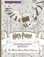 Harry Potter Colouring Book Celebratory Edition