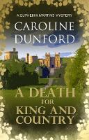 A Death for King and Country: A Euphemia Martins Mystery - A Euphemia Martins Mysteries 7 (Paperback)