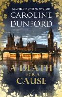 A Death for a Cause: A Euphemia Martins Mystery - A Euphemia Martins Mysteries 8 (Paperback)