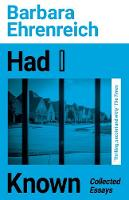 Had I Known: Collected Essays (Paperback)