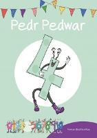 Cyfres Cymeriadau Difyr: Stryd y Rhifau - Pedr Pedwar (Paperback)