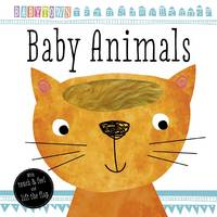 Baby Animals - Baby Town (Board book)