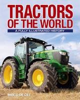 Tractors of the World (Paperback)