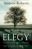 Elegy: The First Day on the Somme (Paperback)