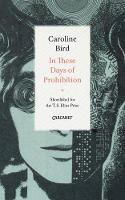 In These Days of Prohibition (Paperback)