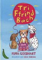 Cyfres Bananas Gwyrdd: Tri Ffrind Bach (Paperback)