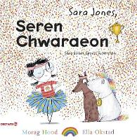 Sara Jones - Seren Chwaraeon / Sara Jones - Sports Superstar (Paperback)