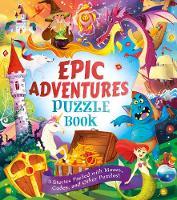 Epic Adventures Puzzle Book (Paperback)