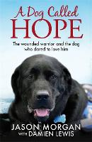 A Dog Called Hope: The wounded warrior and the dog who dared to love him (Paperback)