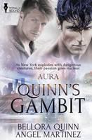 Aura: Quinn's Gambit (Paperback)