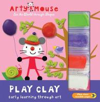 Play Clay - Arty Mouse Boost Packs (Hardback)