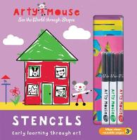 Arty Mouse - Stencils: Early Learning Through Art