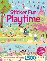 Sticker Fun Playtime - Sticker Fun Bumper Books (Paperback)