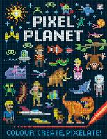 Pixel Planet - Pixel Pix Bumper Activity Books (Paperback)